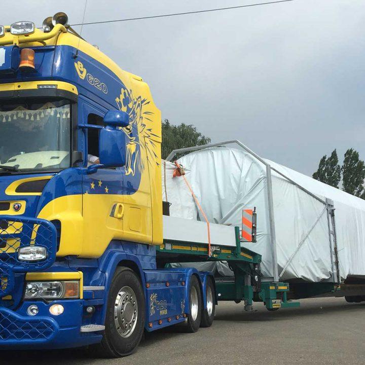 the best truck on the market for 150 t transport tranporturi agabaritice. Black Bedroom Furniture Sets. Home Design Ideas